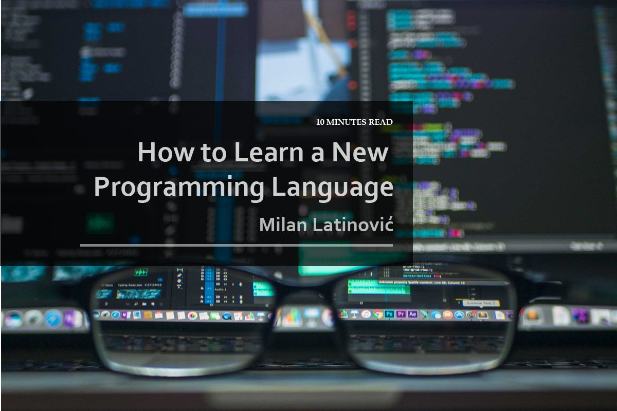 how to learn a new programming language